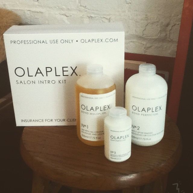 Olaplex now offered at Tomahawk