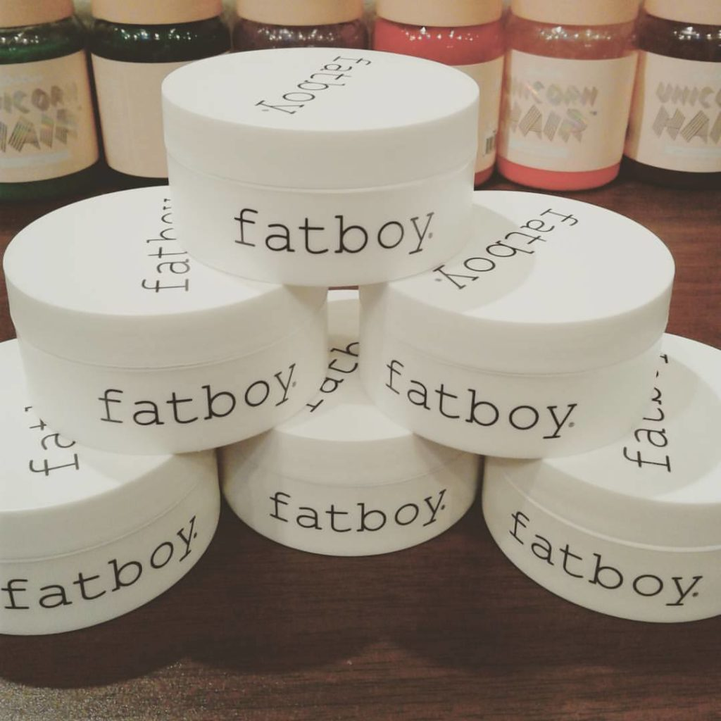 fatboy hair product