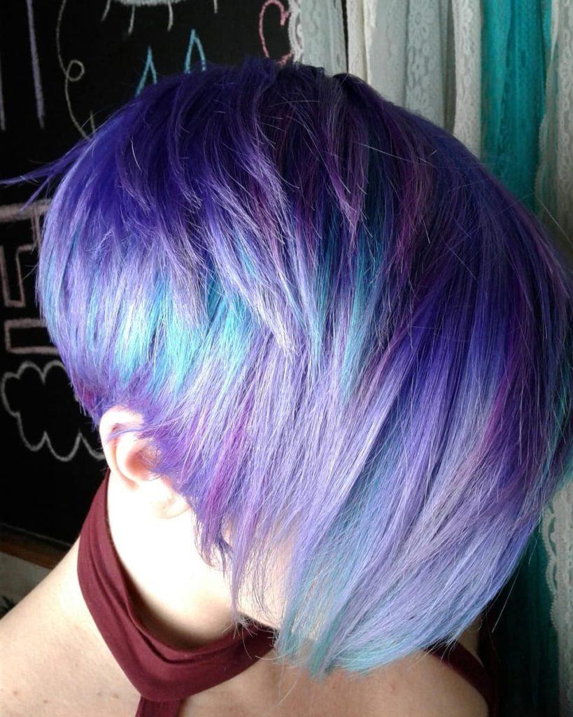 Prismatic Haircolor